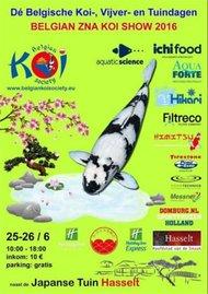 24, 25 juni 2017, Belgian Koishow
