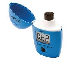 HI701 Pocket fotometer voor vrij chloor