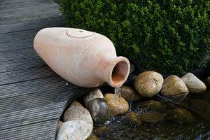 Amphora kruik filterset