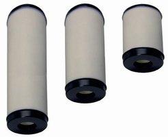 HDPE luchtuitstromer (D 70 x 250 mm)