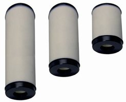 HDPE luchtuitstromer (D 70 x 400 mm)