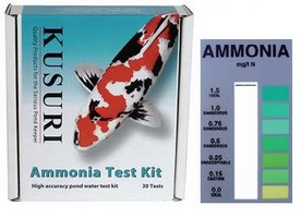 Kusuri Test Ammonia (NH3/NH4+) - 30 tests