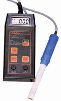 Portable pH, EC en TDS meter - 9813