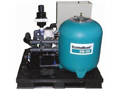 Compleet EB-60 filtersysteem