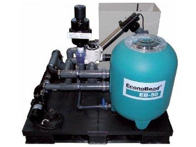 Compleet EB-50 filtersysteem
