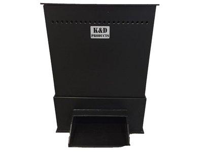 K&D Trickle Filter Mini Zwart - waterval