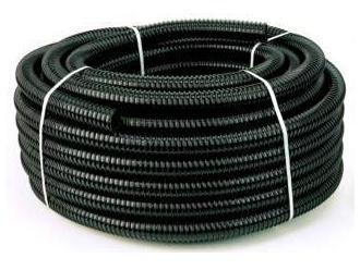 """Spiraalslang dunwandig 25 mm (1"""") - 30 meter"""